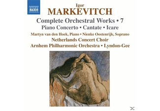 Christopher & Arnhem Po Lyndon-gee - Orchesterwerke Vol.7 - (CD)