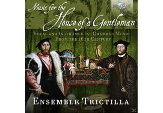 VARIOUS - Music For The House Of A Gentleman [CD]