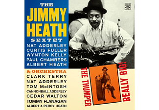 VARIOUS, Jimmy Sextet & Orchestra Heath - The Thumper/Really Big! [CD]