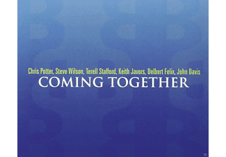 VARIOUS - Coming Together - (CD)