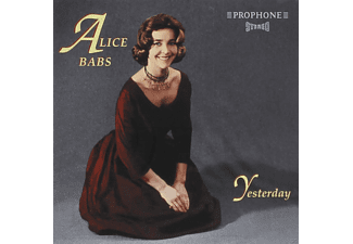 Alice Babs - Yesterday - (CD)
