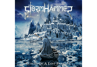 Stormwarrior - Echoes Of A Lost Paradise (Ltd.Gatefold) - (Vinyl)
