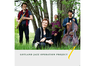 Gotland Jazz Operation Project - Gotland Jazz Operation Project Vol.1 - (CD)