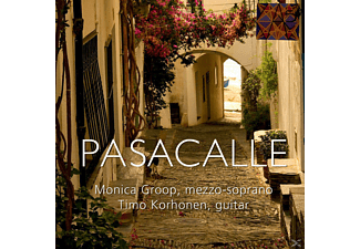Monica Groop, Korhonen Timo - Pasacalle - (CD)
