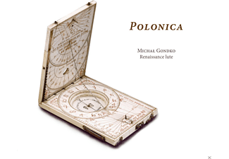 Michal Gondko - Polonica - (CD)