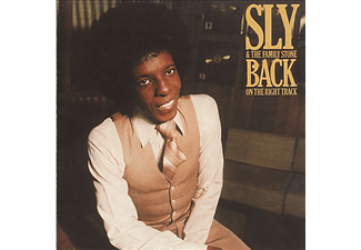 Sly & The Family Stone - Back on the Right Track (CD)