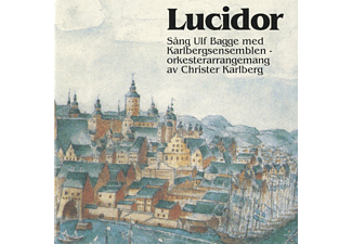 Ulf Bagge, VARIOUS - Lucidor [CD]