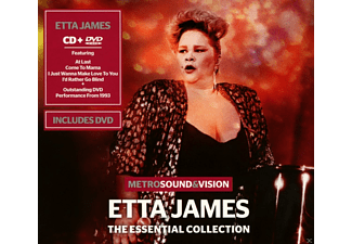 James Etta - Essential Collection (Cd+Dvd) - (CD + DVD)