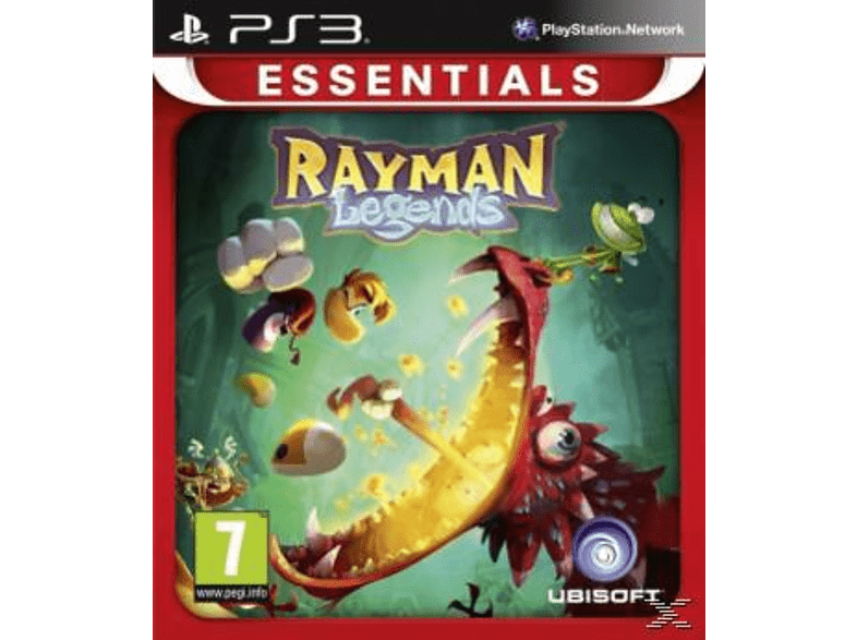 Rayman Legends Essentials PlayStation 3 gaming games ps3 games