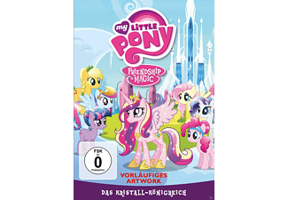 My Little Pony - Staffel 3 - Vol 1: Das Kristall-Königreich [DVD]