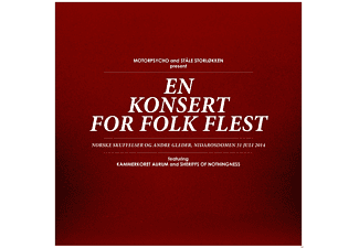 Motorpsycho - En Konsert For Folk Flest (2lp+2cd) [LP + Bonus-CD]