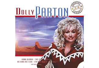 Dolly Parton - Country Legends (CD)