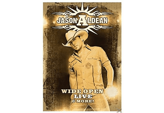 Jason Aldean - Wide Open Live & More! [DVD]