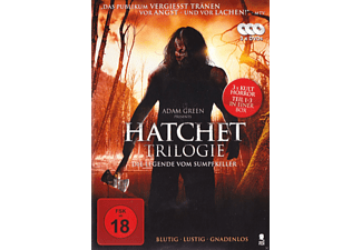 Hatchet I-III - (DVD)
