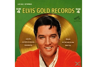 Elvis Presley - Gold Records (Volume 4) [Vinyl Lp] - (Vinyl)
