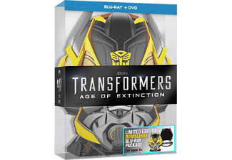 Transformers 4 Age of Extinction: Bumblebee Limited Edition Science Fiction Blu-ray