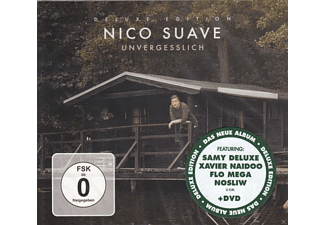Nico Suave - Unvergesslich (Deluxe) [CD + DVD Video]