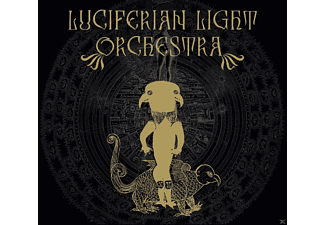 Luciferian Light Orchestra - Luciferian Light Orchestra [CD]