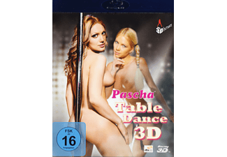 Pascha Table Dance [3D Blu-ray]