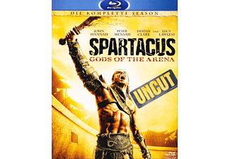 Spartacus - Gods of the Arena (Uncut) Action Blu-ray