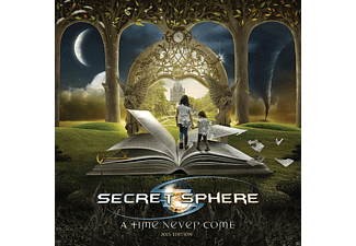 Secret Sphere - A Time Never Come (Re-Recorded / Digipak) [CD]