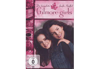Die Gilmore Girls - Staffel 5 [DVD]