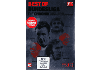 Best of Bundesliga 1963-2014 [DVD]
