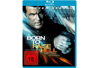Born To Raise Hell - Zum Töten Geboren! - (Blu-ray)