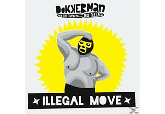 Dokkerman & The Turkeying Fellaz - Illegal Move - (Vinyl)