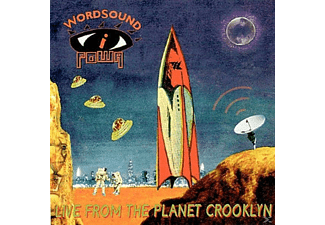 Wordsound I Powa - Live From The Planet Crooklyn - (CD)