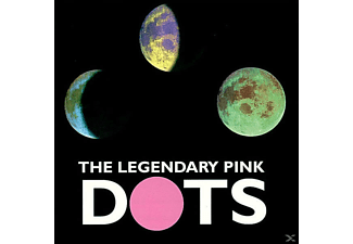 The Legendary Pink Dots - Under Triple Moons - (CD)