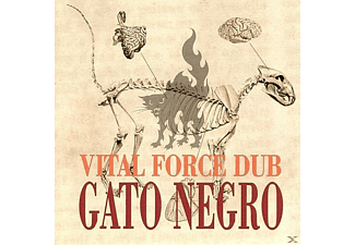 Gato Negro - Vital Force Dub - (CD)