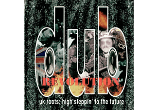VARIOUS - Dub Revolution-UK Roots: High Ste - (CD)
