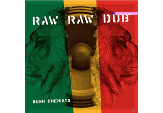 Bush Chemists - Raw Raw Dub - (CD)