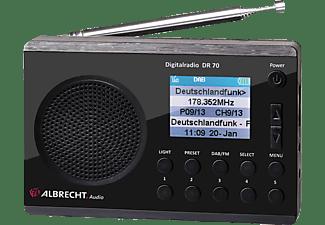 ALBRECHT DR 70, DAB+ Radio