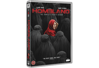 Homeland S4 Thriller DVD