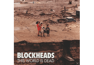 Blockheads - This World Is Dead - (CD)