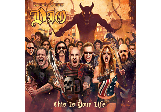VARIOUS - Ronnie James Dio-This Is Your Life - (CD)