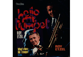 Roy Etzel - What's New-Mr.Trumpet & Hello Mr. Trumpet [CD]