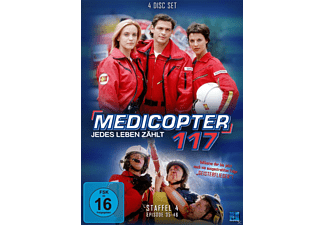 Medicopter 117 - Staffel 4 [DVD]