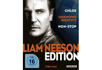 Liam Neeson Edition - (Blu-ray)