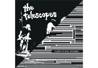 A Place To Bury Strangers, The Telescopes - Split Single No.6 - (EP (analog))