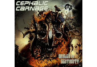 Cephalic Carnage - Misled By Certainty [CD]