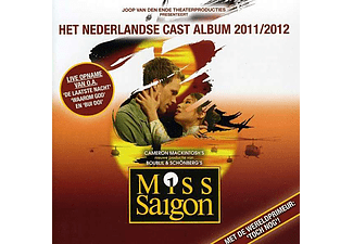 Musical - Miss Saigon - Het Nederlandse Cast Album 2011/2012 (CD)