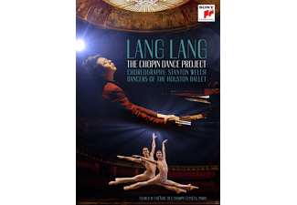 Lang Lang - The Chopin Dance Project - (Blu-ray)