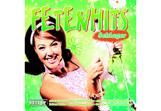 VARIOUS - Fetenhits Schlager - (CD)