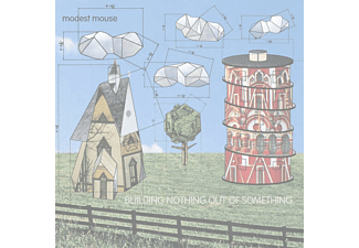 Modest Mouse - Building Nothing Out Of Something [CD]