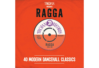 VARIOUS - Trojan Presents Ragga [CD]