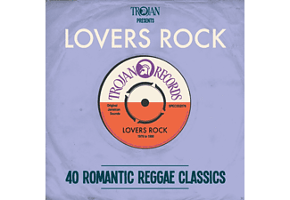 Various - Trojan Presents Lovers Rock - (CD)