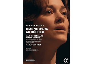 VARIOUS, Barcelona Symphony & Catalonia National Orchestra - Jeanne D'arc Au Bucher - (DVD)